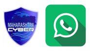 Coronavirus: WhatsApp वापरकर्त्यांसाठी महाराष्ट्र सायबर पोलिसांकडून COVID-19 साथीच्या पार्श्वभूमीवर मार्गदर्शक नियमावली जारी