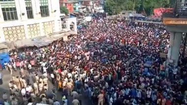 Bandra Incident: मुंबईच्या बांद्रा येथे कामगारांना भडकावून एकत्र घेऊन येणाऱ्या 'विनय दुबे'ला अटक; सोशल मिडीयावर लिहिली होती चिथावणीखोर पोस्ट