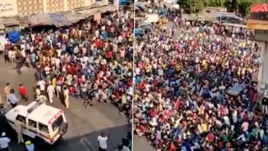 Bandra Incident: वांद्रे स्थानकातील गर्दीचे प्रकरण आरोपी विनय दुबे याला भोवले, 21 एप्रिल पर्यंत पोलीस कोठडी