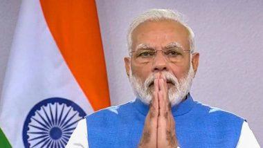 पंतप्रधान नरेंद्र मोदी यांचं स्वातंत्र्यवीर सावरकर यांना 137 व्या जयंती निमित्त नमन! पहा ट्वीट