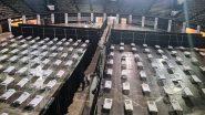 मुंबईच्या NSCI चे भव्य Quarantine Centre मध्ये रुपांतर; एकाच छताखाली होणार सुमारे 400-500 रुग्णांची सोय