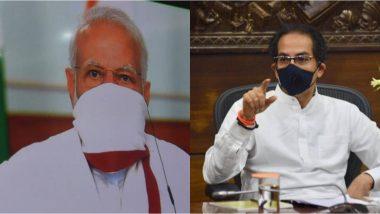 CM Uddhav Thackeray Writes to PM Narendra Modi: मुख्यमंत्री उद्धव ठाकरे यांचे पंतप्रधान नरेंद्र मोदींना पत्र; कोरोना महामारीला नैसर्गिक आपत्ती घोषित करण्याची मागणी