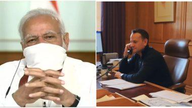 Coronavirus: आयर्लंडचे मराठी वंशाचे पंतप्रधान डॉ. लिओ वराडकर यांचा पंतप्रधान नरेंद्र मोदी यांना आभारासाठी फोन