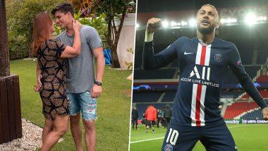 दिग्गज फुटबॉलपटू नेमारच्या 52 वर्षीय आईचे 22 वर्षांच्या मुलाशी प्रेमसंबंध, पाहा फुटबॉलरची प्रतिक्रिया