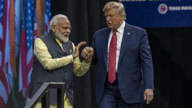 COVID-19 संंकटकाळात USA ने केलेल्या मदतीसाठी पंतप्रधान नरेंद्र मोदी यांनी डोनाल्ड ट्रम्प यांचे आभार मानत केले 'हे' खास ट्विट