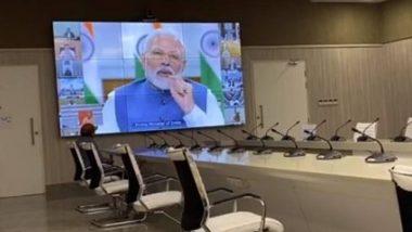 पंतप्रधान नरेंद्र मोदी यांची आज दुपारी 3 वाजता सर्व राज्यांच्या मुख्यमंत्र्यांसोबत व्हिडिओ कॉन्फरन्सद्वारे चर्चा, लॉकडाऊनबाबत निर्णय होण्याची शक्यता