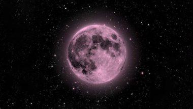 Pink Super Moon: आज दिसणार वर्षातील सर्वात मोठा चंद, रंगही बदलणार; जाणून घ्या वेळ व नक्की काय ही घटना