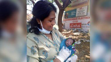 Lockdown मुळे बंगळुरु येथील गरोदर महिलेचा हॉस्पिटलच्या शोधात 7 किमी पायी प्रवास; दातांच्या दवाखान्यात दिला बाळाला जन्म