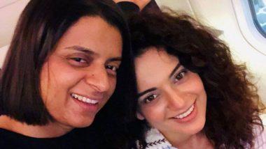 बॉलिवूड अभिनेत्री Kangana Ranaut आणि बहिण Rangoli Chandel यांची समस्या वाढली, मुंबईत देशद्रोहच्या विविध कलमाअंतर्गत FIR दाखल