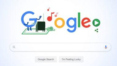 Popular Google Doodle Games: गुगल आज घेऊन आलय Rockmore चं म्युझिकल डुडल; घरी बसल्या असा खेळा हा मजेदार खेळ
