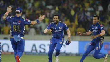 MI vs CSK, IPL 2020: चेन्नई सुपर किंग्सविरुद्ध मुंबई इंडियन्सच्यापहिल्या सामन्यासाठीअशी असेल रोहित शर्माची पलटन