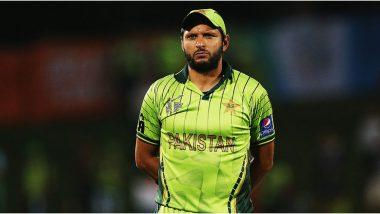 भारत-पाकिस्तान क्रिकेट मालिकेच्या प्रस्तावासाठी शाहिद आफ्रिदीने शोएब अख्तरचे केले समर्थन, मोदी सरकारवर साधला निशाणा