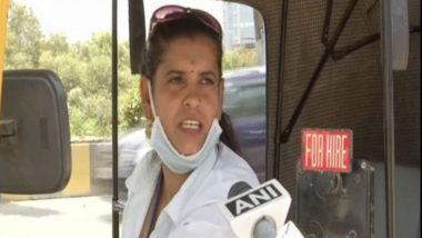 Lockdown: मुंबई शहरात लॉकडाऊन काळात अडलेल्यांसाठी महिला रिक्षाचालक शितल सरोदे यांची मोलाची मदत