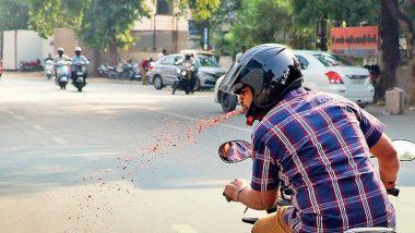 Chandrapur: उच्च न्यायालयाच्या आदेशाची चंद्रपूरात होणार अंमलबजावणी, सार्वजनिक ठिकाणी थुंकणाऱ्या नागरिकांकडून आकारला जाणार 'इतका' दंड