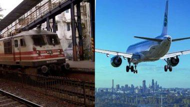 Lockdown: Air India आणि रेल्वेची तिकीटविक्री 14 एप्रिल नंतर सुरु होणार? लॉक डाउनच्या घोषणेवर शिक्कामोर्तब न झाल्याने भारतीय रेल्वे आणि विमान कंपन्यांमध्ये संभ्रम