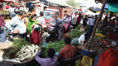 महाराष्ट्र: COVID19 च्या पार्श्वभुमीवर वसई- विरार येथे दुकांनाच्या वेळांवर निर्बंध