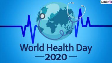 World Health Day 2020: 'जागतिक आरोग्य दिन' का साजरा केला जातो?  'Support Nurses and Midwives' जाणून घ्या यंदाच्या थीमविषयी