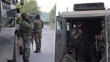 जम्मू-कश्मीर: पुलवामा जिल्ह्यातील गोरीपोरा परिसरात सुरक्षारक्षक आणि दहशतवादी यांच्यात चकमक; 2 दहशतवाद्यांसह 1 साथीदाराचा खात्मा