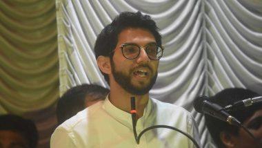 Aaditya Thackeray On Section 144 In Mumbai: मुंबईत कलम 144 अंतर्गत 30 सप्टेंबर पर्यंत लागु होणार्या जमावबंदी नियमावर आदित्य ठाकरे यांचं स्पष्टीकरण