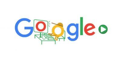लोकप्रिय Google डूडल गेम: गुगलचा प्रसिद्ध 'Coding' गेम खेळा आणि घरीच रहा