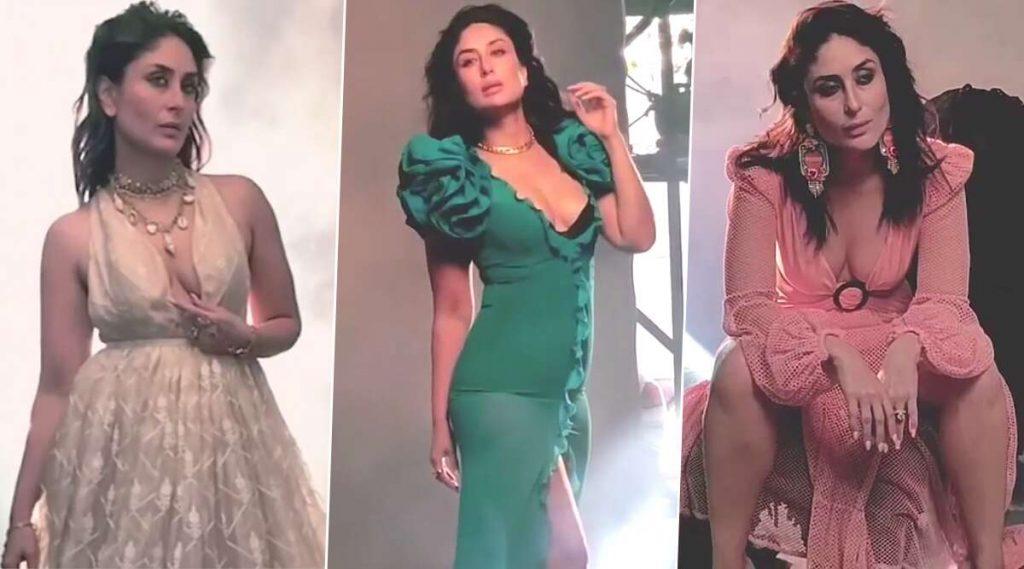 Kareena Kapoor Hot Video: करिना कपूरचा 'हा' हॉट फोटो शुट व्हिडिओ पाहून फुटले घाम; Watch Video
