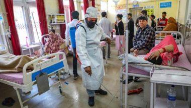 Covid19 Cases In Mumbai: मुंबईतील कोरोनाबाधितांची संख्या वाढली; दिवसभरात 1 हजार 201 नव्या रुग्णांची नोंद, 39 जणांचा मृत्यू