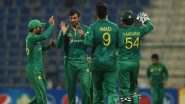 लॉकडाउन काळातही पाकिस्तानी खेळाडूंनाद्यावी लागणार फिटनेस टेस्ट, PCB व्हिडिओ लिंकद्वारे तपासणार 200 हून अधिक खेळाडूंची फिटनेस