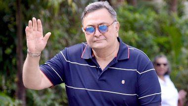 Rishi Kapoor Admitted: अभिनेते ऋषी कपूर प्रकृती अस्वास्थ्यामुळे मुंबईच्या Reliance Foundation Hospital मध्ये दाखल; रणधीर कपूर यांनी 'चिंतेचं कारण' नसल्याची दिली माहिती