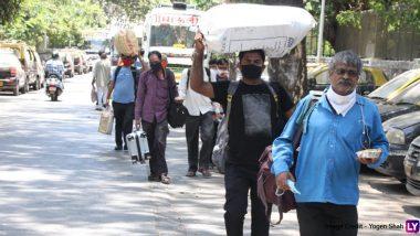 महाराष्ट्र राज्य परिवहन महामंडळाच्या 41 हजार बस मधुन 5 लाखाहुन अधिक परराज्यातील नागरिकांची मुळगावी रवानगी, महाराष्ट्र सरकारने केला 94.66 कोटी खर्च
