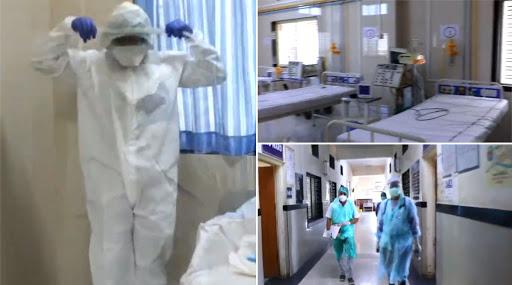 Coronavirus: जळगाव येथील शासकीय वैद्यकीय महाविद्यालय आणि रुग्णालय कोरोना विषाणू विरुद्ध लढण्यासाठी 200 खाटांसह सज्ज