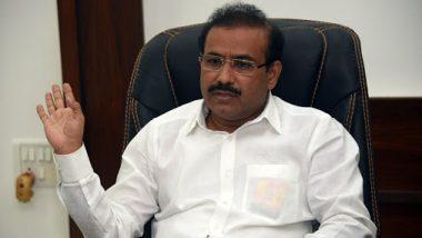 अमरावती: कोरोनाग्रस्त रुग्णाचा आरोग्यमंत्री राजेश टोपे यांच्या पत्रकार परिषदेत शिरकाव; बेड मिळत नसल्याची केली तक्रार