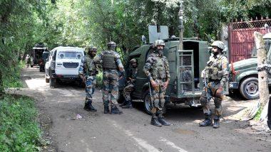 जम्मू-कश्मीर येथे पुलवामाची पुनारावृत्ती टळली, हल्ला होण्यपूर्वीच गाडीत लावलेले IED स्फोटक केले निकामी