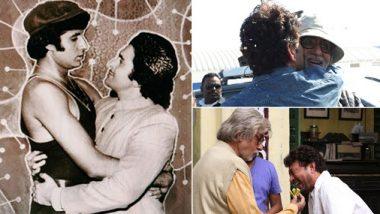 अमिताभ बच्चन यांनी इरफान खान आणि ऋषी कपूर यांच्यासोबतचे फोटो शेअर करत ट्विटर वर दिले 'या' प्रश्नाचे उत्तर (See Photo)