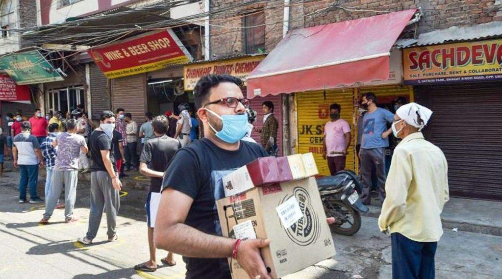 BMC: मुंबईत उद्यापासून दारूचे दुकान बंद; केवळ किराणा दुकाने, मेडिकल यांसारख्या जीवनाश्यक वस्तूंचे दुकाने राहणार सुरु