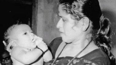 मातृदिन 2020 निमित्त सचिन तेंडुलकर याने  शेअर केला आई सोबतचा आठवणीतला फोटो; ट्विटद्वारे व्यक्त केल्या भावना