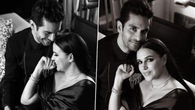 एकाच व्यक्तीमध्ये मला 5 बॉयफ्रेंड मिळाले म्हणत अभिनेत्री नेहा धुपिया ने पती अंगद बेदी ला दिल्या लग्नाच्या वाढदिवसाच्या शुभेच्छा!