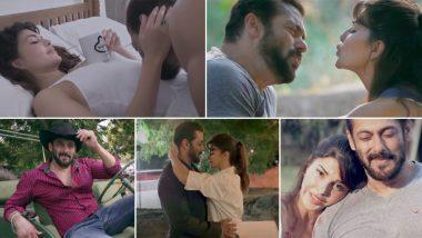 Tere Bina Song: सलमान खान आणि जॅकलिन फर्नांडिस चं लॉकडाऊन दरम्यान फार्म हाऊसवर शूट केलेलं नवं रोमॅन्टिक गाणं रसिकांच्या भेटीला! (Watch Video)