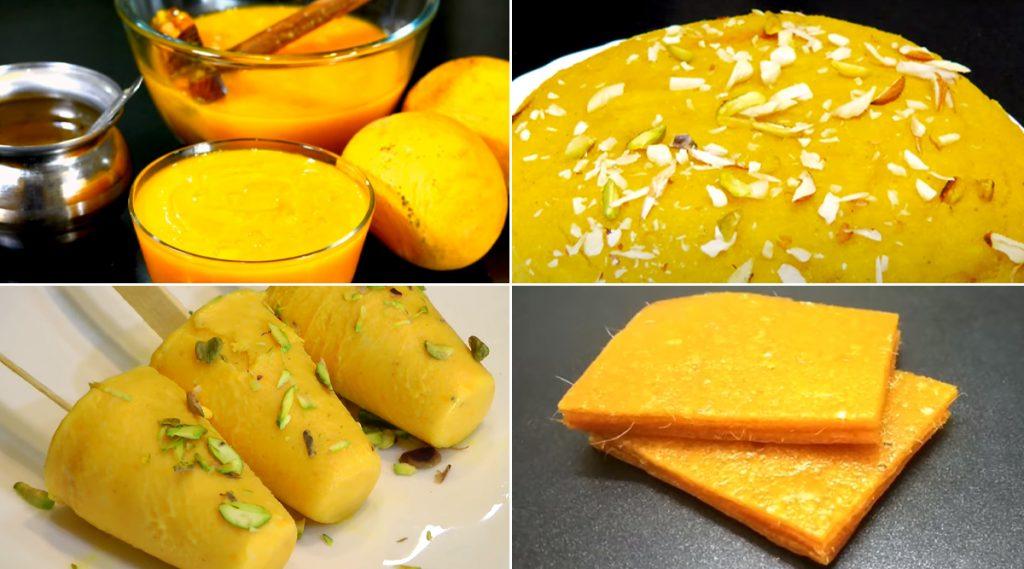 Mango Recipes: घरच्या घरी तयार करा आंब्यापासून बनवलेल्या 'या' हटके आणि स्वादिष्ट रेसिपीज