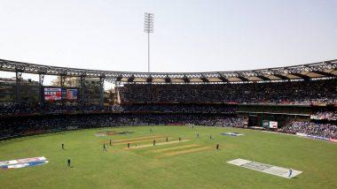 Wankhede Stadium: वानखेडे स्टेडियमचा तात्पुरता ताबा देण्याची BMC ची MCA ला विनंती; क्वारंटाईन सेंटर म्हणून रुपांतरीत करण्याचा बीएमसीचा मानस