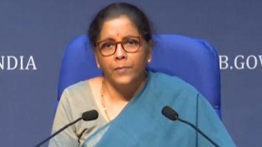 AtmaNirbhar Bharat Pacakge: कोरोना संकटात इयत्ता पहिली ते बारावीच्या विद्यार्थ्यांना ऑनलाईन शिक्षण देणारे 12 नवे DTH चॅनेल सुरु होणार- अर्थमंत्री निर्मला सीतारमण