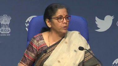 Atma Nirbhar Bharat Abhiyan: कोळसा व्यवसाय ते अवकाश संशोधन 'या' आठ क्षेत्रात भारत सरकार करणार नवी गुंतवणुक- अर्थमंत्री निर्मला सीतारामण