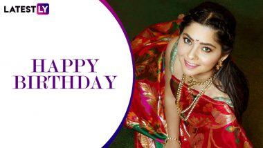 Sonalee Kulkarni Birthday Special: मराठी सिनेसृष्टीची अप्सरा सोनाली कुलकर्णी अभिनयाआधी 'या' क्षेत्रात आहे पदव्युत्तर