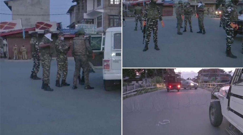 Jammu & Kashmir: श्रीनगर येथे Hizbul Mujahideen च्या 2 दहशतवाद्यांना भारतीय सैन्याच्या जवानांकडून कंठस्नान