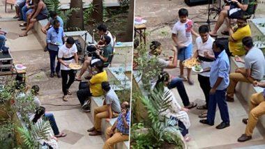 मुंबई येथील घाटकोपर परिसरात लॉकडाउनचे उल्लंघन; 'समोसा पार्टी'चे आयोजन करणाऱ्यांवर गुन्हा दाखल
