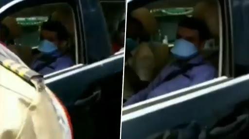 'देवेंद्र फडणवीस तुम्ही मुख्यमंत्री असता तर आमच्यावर ही वेळ आली नसती', महाराष्ट्र पोलिसाने भर रस्त्यात मांडली व्यथा (Watch Video)
