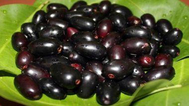 Health Benefits of Jamun: मधुमेह, रक्तदाब यांसारख्या अनेक आजारांवर गुणकारी आहे जांभूळ, जाणून घ्या आरोग्यदायी फायदे