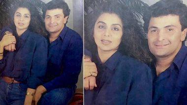 Rishi Kapoor One Month Death Anniversary: नीतू सिंह यांनी आपले दिवंगत पती ऋषि कपूर यांच्यासोबतचा एक जुना फोटो शेअर करुन लिहिली भावूक पोस्ट