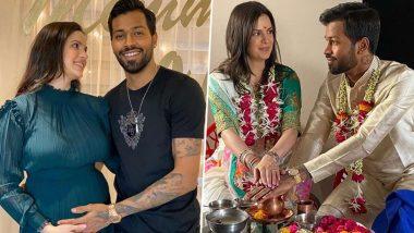 भारताचा क्रिकेटपटू हार्दिक पांड्या होणार पिता; सोशल मीडियाच्या माध्यमातून दिली आनंदाची बातमी