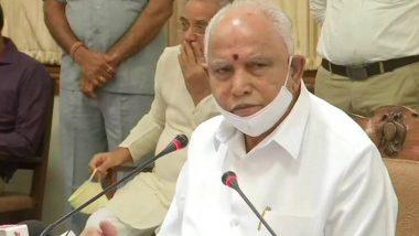मुख्यमंत्री BS Yediyurappa यांनी महाराष्ट्र सह 'या' राज्यातून नागरिकांना  कर्नाटक मध्ये Lockdown 4 मध्ये प्रवेश  रोखला