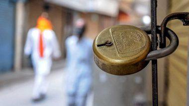Lockdown In Navi Mumbai: नवी मुंबई येथील कंटनमेंट झोनसाठी 8 दिवसांचा कडक लॉकडाउन जाहीर